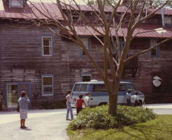 Cross Mill in 1984